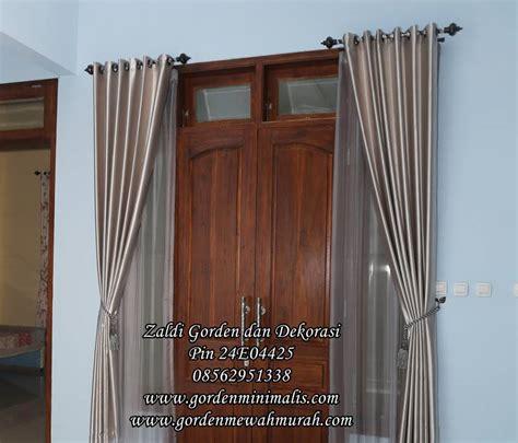 Gorden Pintu dugdix model gorden pintu