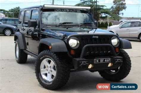 2007 Jeep Rubicon For Sale Jeep Wrangler Unlimited For Sale In Australia