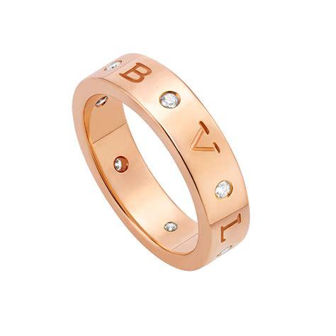 Bulgari Bvlgari Gold bvlgari bvlgari sorbets 18ct pink gold ring