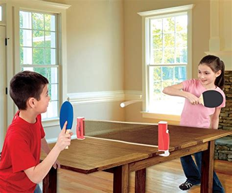 franklin sports tennis to go includes 2 ping pong