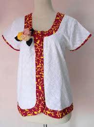 Chibi Blazer By Baju by Blouse Batik Chibi 06 Baju Kerja Batik