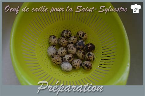 Superbe Temps Cuisson Oeuf Caille #5: OEUF_Caille_PREPARATION.jpg