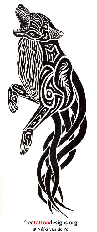 celtic animal tattoos designs 17 celtic wolf tattoos