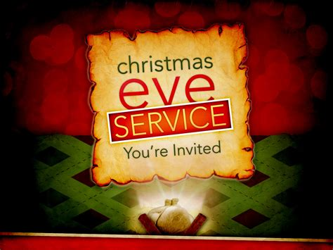 images of christmas eve service enewsletter
