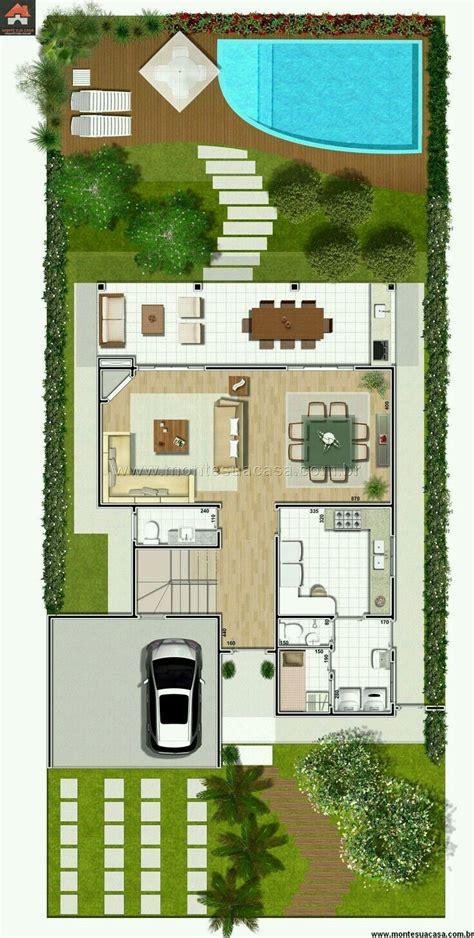 casa  alberca  plano casas planos de casas minimalistas  planos de casas