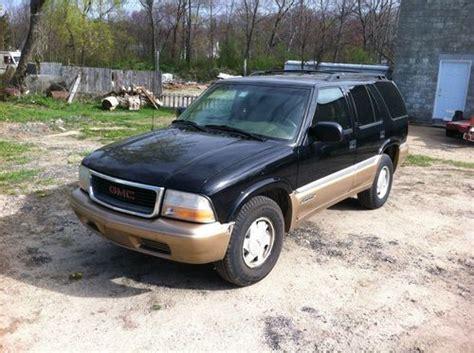 gmc jimmy slt cars trucks  owner vehicle    ford cars