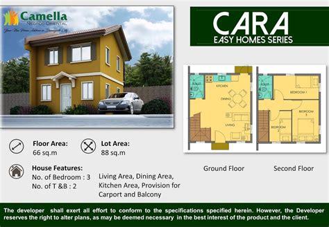 camella homes design with floor plan camella homes talamban riverfront cara model cebu dream