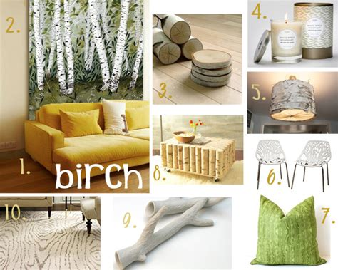 birch home decor birch inspired home decor indie fixx