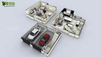 Small Home Floor Plans 3d 3d Floor Plan Design Interactive 3d Floor Plan Yantram