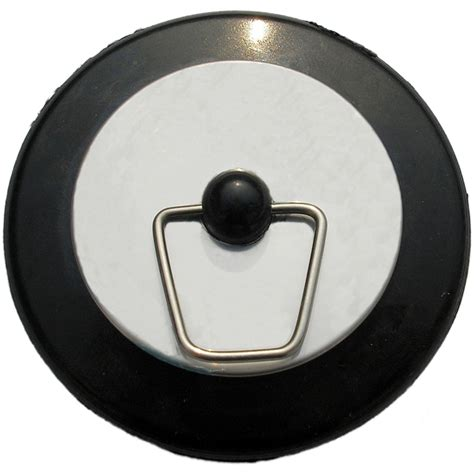 bathroom plug kinetic 50mm stainless steel basin bath plug bunnings