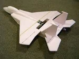 How To Make A Jet Out Of Paper - rc plane made out of paper plates ultra micro learn how