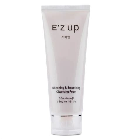 Ez Cleanse Detox by Ez Up Cleansing Foam Whitening And Smoothing 80 Grams