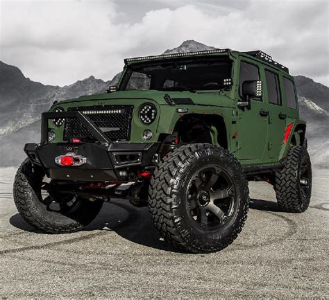 Topi Jeep Desain Army For Outdoor 38 amazing jeep suvs crossovers custom build and mods