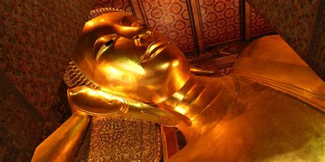 reclining buddha thailand wat pho temple of the reclining buddha bangkok
