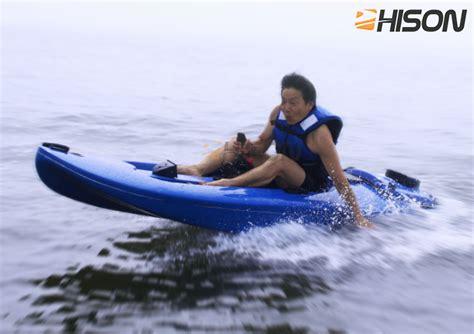 kayak with jet ski motor motorized gasoline 152cc 20 hp power jet kayak view kayak