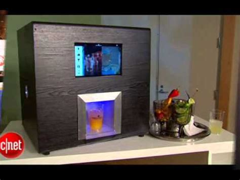 'robotic bartender' machine can mix you a cocktail youtube