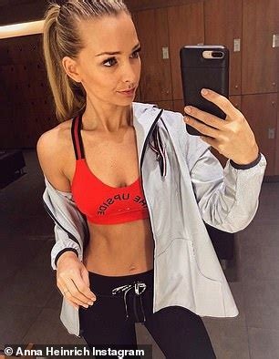 bachelor star anna heinrich shares her health and beauty