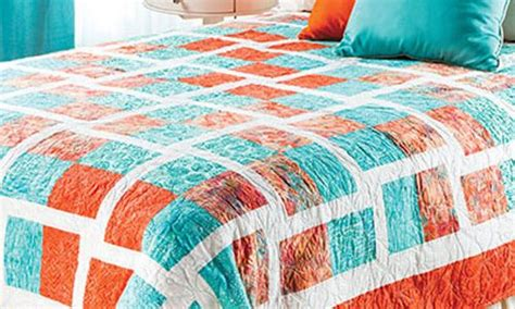 Tilt A Quilt by Modern Quilt Patterns Archives To Sew