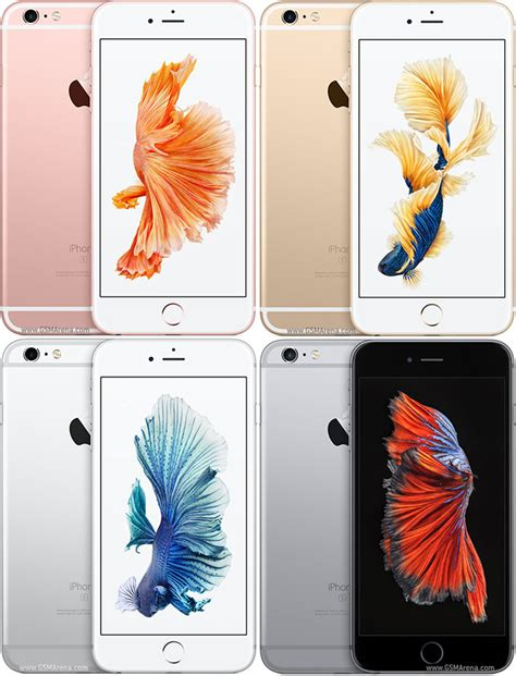 apple iphone 6s plus pictures official photos