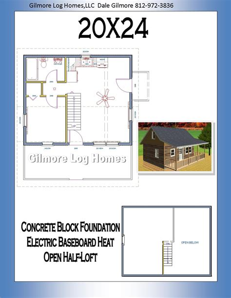 Small Log Cabins Floor Plans Gilmore Log Homes Floor Plans