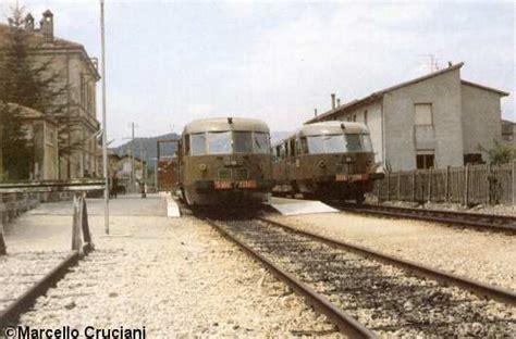 treni fs 171 l umbria la ferrovia terni rieti l aquila sulmona