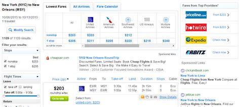 203 nyc to from new orleans nonstop incl thanksgiving r t fly travel