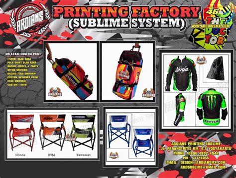desain jaket road race desain suka suka di ardians printing sublime road race