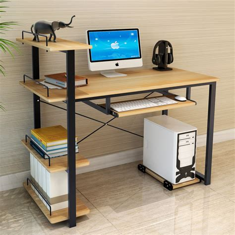 style computer desk modern fashion simple style computer desk laptop table