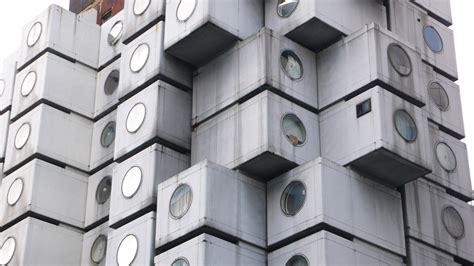 Hive Modular capsule hotel tokyo times