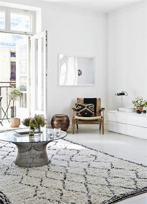 skandinavische teppiche teppich skandinavisch wohnzimmer inspiration 252 ber haus