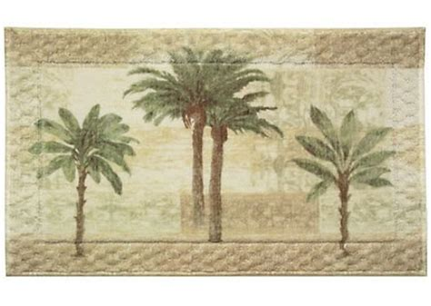 Palm Tree Bathroom Rugs Palm Tree Rug Whereibuyit