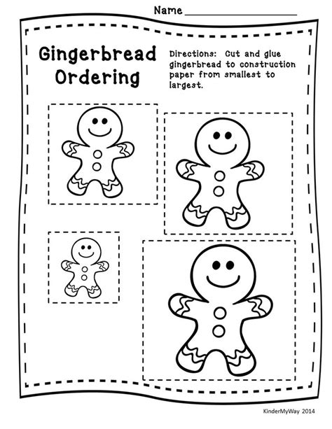 gingerbread math worksheets 95 best images about gingerbread on math activities and worksheets