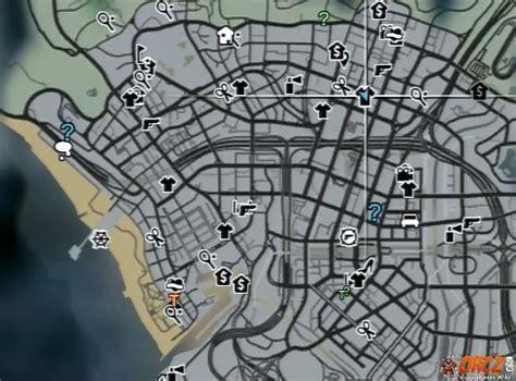 gta 5 map printable | party invitations ideas