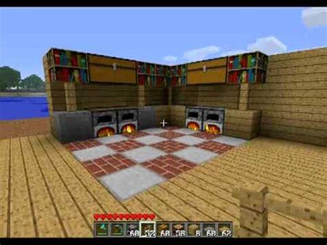 faire une cuisine am駻icaine minecraft comment faire une cuisine