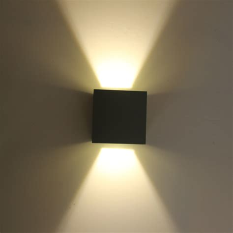 Ip65 Cube Adjustable Surface Mounted Outdoor Led Lighting Up And Lights Outdoor Lights