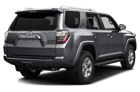 Toyota Four Runner Price 2016 Toyota 4runner Price Photos Reviews Features