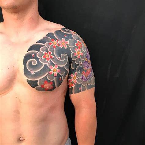 japanese cherry blossom tattoo for men cherry blossom japanese blossom tree