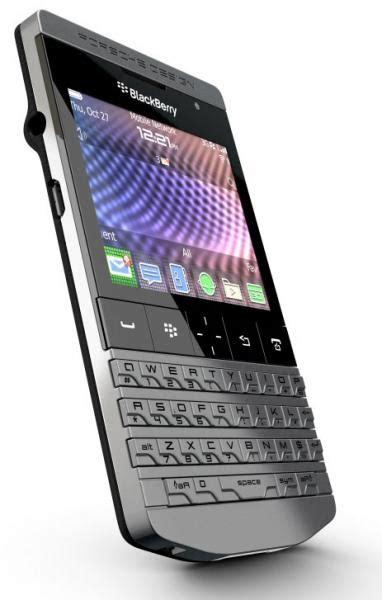 porsche designed blackberry p 9981 gets official unfortunately cio