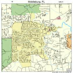 map of middleburg florida middleburg florida map 1245350