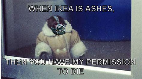 Ikea Monkey Meme - funny bane memes memes