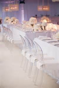 All White Decor all white wedding decor belle the magazine