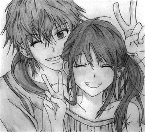anime couple happy be happy anime pinterest happy