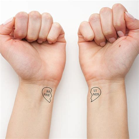 best temporary tattoos 13 pieces of bff jewelry for grown ups
