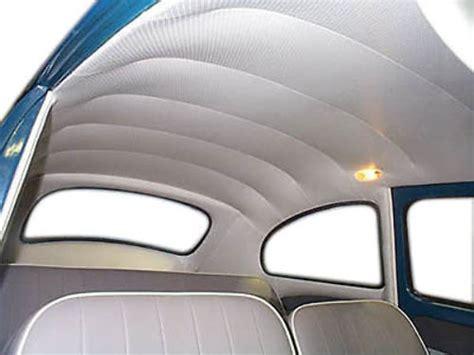 Volkswagen Headliner by Empi Vw Bug Beetle Type 1 Stock Replacement Headliner 58