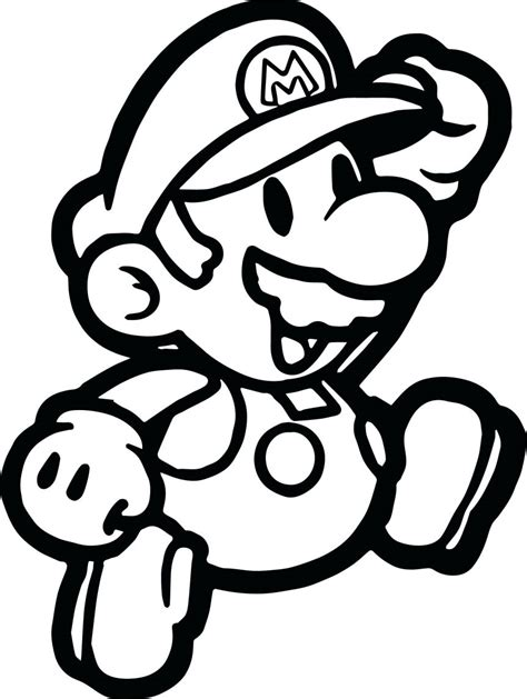 coloring paper coloring pages 4u paper coloring page mario brothers