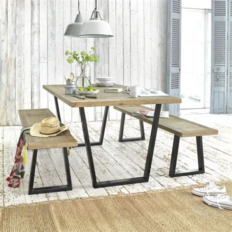 dining tables with benches and chairs 25 best ideas about dining table bench on
