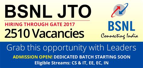 test pattern of junior national saving officer bsnl jto coaching in chandigarh engineers career group
