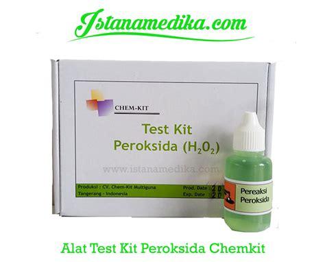 Alat Tes Cbr distributor test makanan chemkit di indonesia istana medika