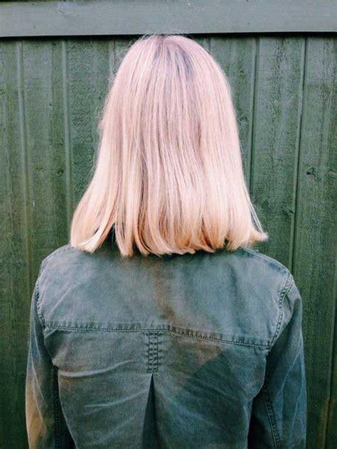 tumblr stil blass rosa kurze haarfarben frisur