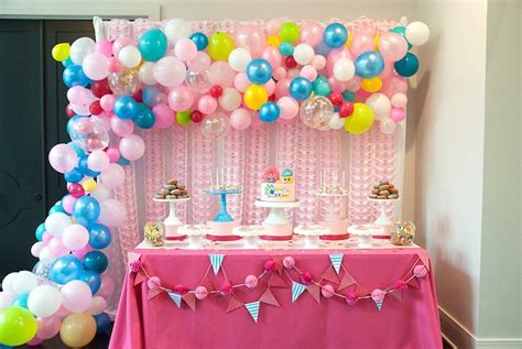 kara s party ideas modern shopkins birthday party kara s